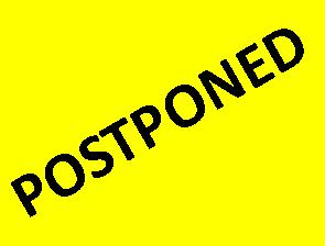 Swimming Carnival Postponed